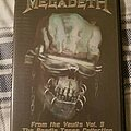 """Megadeth - Tape / Vinyl / CD / Recording etc - Megadeth (Unofficial DVD) """"From The Vaults Volume 9"""""""