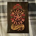 "Willie Nelson - Other Collectable - Willie Nelson ""Outlaw Country"" Magnet 2015"
