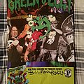 "Green Jelly - Other Collectable - Green Jelly/Seeing Snakes ""Bum Banger"" Promo Poster 2019"