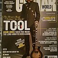 Tool - Other Collectable - Guitar World Magazine October 2019 - Tool Cover Story