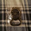 "Willie Nelson - Other Collectable - Willie Nelson ""Star Logo"" Keychain Bottle Opener 2015"