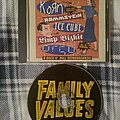 "Korn - Tape / Vinyl / CD / Recording etc - Family Values Tour '98 ""Live"" CD 1999"