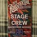 "American Aquarium - Other Collectable - Roostertail Music Festival 2019 ""Stage Crew Pass"" 2019"