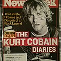 Nirvana - Other Collectable - Newsweek Magazine October 28, 2002 - Kurt Cobain Cover Story