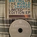 "John Mayer - Tape / Vinyl / CD / Recording etc - John Mayer ""Waiting On The World To Change"" Limited Edition EP CD 2006"