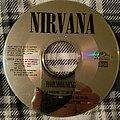 "Nirvana - Tape / Vinyl / CD / Recording etc - Nirvana ""Hormoaning"" EP CD (MISSING CASE) 1992"