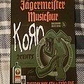 """Korn - Other Collectable - Korn """"Ballroom Blitz Tour 2010"""" Event Handbill 2010"""