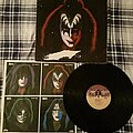 "Kiss - Tape / Vinyl / CD / Recording etc - Kiss ""Gene Simmons"" (Solo Album) 12"" Vinyl LP 1978"