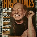 "Willie Nelson - Other Collectable - Willie Nelson ""High Times Magazine"" October 2005"