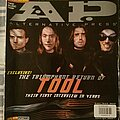 Tool - Other Collectable - Alternative Press Magazine January 2001 - Tool Cover Story