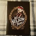 "Willie Nelson - Other Collectable - Willie Nelson ""& Family"" Magnet 2016"