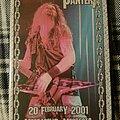 Pantera - Tape / Vinyl / CD / Recording etc - Pantera (Unofficial DVD) Live February 20, 2001