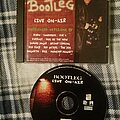 "Days Of The New - Tape / Vinyl / CD / Recording etc - ""Bootleg : Live On-Air"" FM Radio Promotional CD 1999"