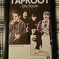 "Taproot - Other Collectable - Taproot ""On Tour"" Promotional Poster Signed 2012"