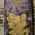 """Korn - Tape / Vinyl / CD / Recording etc - Korn (Unofficial DVD) """"Blinding Baltimore"""" Live July 4, 2000"""