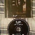 "Korn - Tape / Vinyl / CD / Recording etc - Korn ""Life is Peachy"" CD 1996"