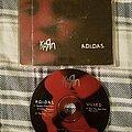 "Korn - Tape / Vinyl / CD / Recording etc - Korn ""A.D.I.D.A.S."" (Version A) CD Single 1997"