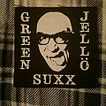 "Green Jelly - Patch - Green Jello* ""Suxx"" Patch 2018"
