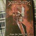 """Megadeth - Tape / Vinyl / CD / Recording etc - Megadeth (Unofficial DVD) """"From The Vaults Volume 6"""""""