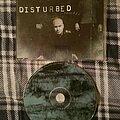 "Disturbed - Tape / Vinyl / CD / Recording etc - Disturbed ""Voices"" CD Single A 2001"
