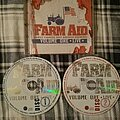 "Willie Nelson - Tape / Vinyl / CD / Recording etc - Various Artists ""Farm Aid - Volume One *Live*"" 2CD 2000"