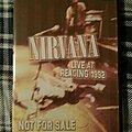 Nirvana - Tape / Vinyl / CD / Recording etc - Nirvana (Unofficial DVD) Live at Reading 1992