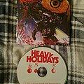 """Korn - Tape / Vinyl / CD / Recording etc - Roadrunner Records """"Heavy Holidays 2016 Sampler"""" Promotional CD 2016"""