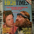"Willie Nelson - Other Collectable - Willie Nelson ""High Times Magazine"" November 1980"