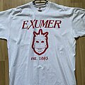 Exumer - TShirt or Longsleeve - Exumer - European Ignition Show 2010 Shirt