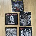 Obituary - Patch - Some Black/Death Metal patches…