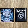 Coroner - Patch - Coroner + Benediction