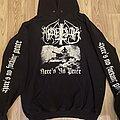 Marduk - Hooded Top - Marduk - Here's No Peace Hoodie