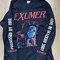 Exumer - TShirt or Longsleeve - Exumer - Possessed In Wacken 2001 Longsleeve