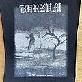 Burzum - Patch - Burzum - Burzum OG 2002 backpatch