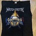 Megadeth - TShirt or Longsleeve - Megadeth Tank Top 1994