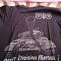 Marduk - TShirt or Longsleeve - Marduk - Panzer Division Marduk Longsleeve