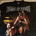 Cradle Of Filth - TShirt or Longsleeve - t-shirt Cradle of Filth The Rape And Ruin Of Europe!
