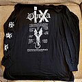 Opera IX - TShirt or Longsleeve - Opera IX long sleeve 1993 demo AL AZIF white