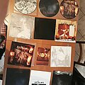 Satyricon - Tape / Vinyl / CD / Recording etc - collection lp of Satyricon (with poster, flyer,...)