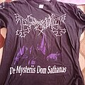 Mayhem - TShirt or Longsleeve - Mayhem De mysteriis dom sathanas Long sleeve