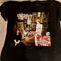 Cannibal Corpse - TShirt or Longsleeve - Cannibal corpse gallery of suicide uncensored tour shirt