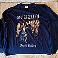 Burzum - TShirt or Longsleeve - Burzum Daudi Baldrs blue longsleeve