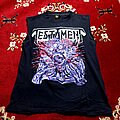 Testament - TShirt or Longsleeve - Testament Return to the Apocalyptic City Tank Top
