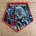 Iron Maiden - Patch - Iron Maiden - Number Of The Beast Patch