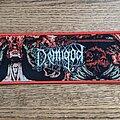 Demigod - Patch - Demigod - Slumber Of Sullen Eyes Strip Patch