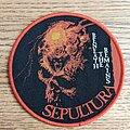 Sepultura - Patch - Sepultura - Beneath the Remains
