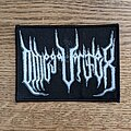 Omegavortex - Patch - Omegavortex Woven Logo Patch