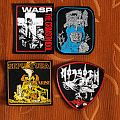 Patch - new rubber patches from my collection
