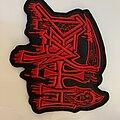 Death - Patch - Death logo patch