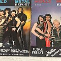Accept - Other Collectable - World Metal Report Magazine